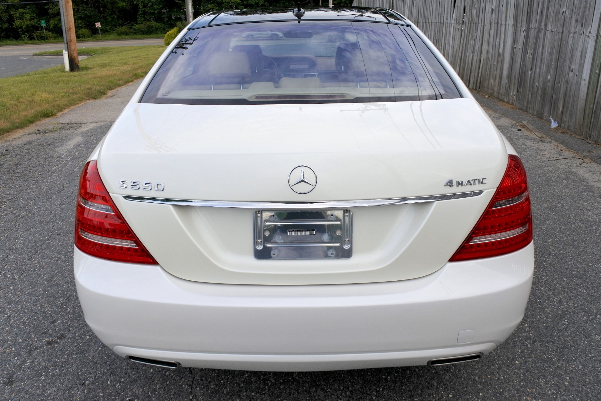 2010 MERCEDES-BENZ S-Class S550 4MATIC For Sale in ...