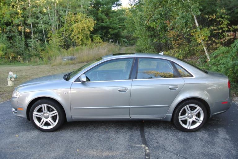 Used 2007 Audi A4 2007 4dr Sdn Auto 2.0T quattro Used 2007 Audi A4 2007 4dr Sdn Auto 2.0T quattro for sale  at Metro West Motorcars LLC in Shrewsbury MA 2