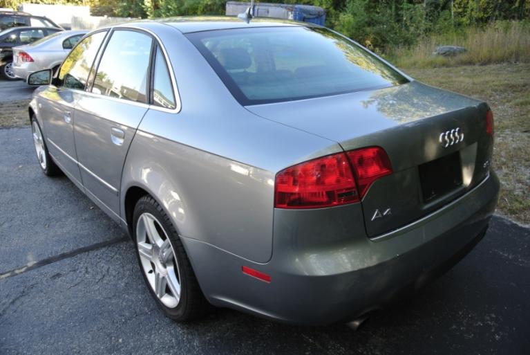 Used 2007 Audi A4 2007 4dr Sdn Auto 2.0T quattro Used 2007 Audi A4 2007 4dr Sdn Auto 2.0T quattro for sale  at Metro West Motorcars LLC in Shrewsbury MA 3