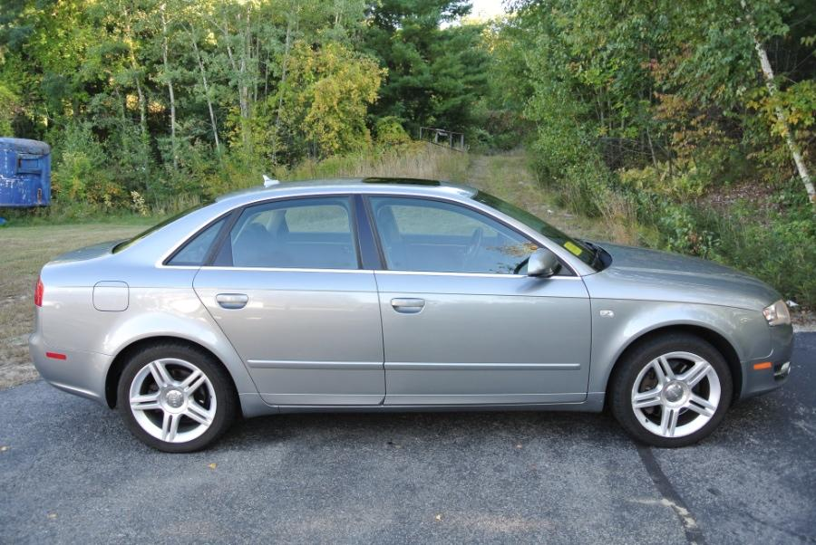 Used 2007 Audi A4 2007 4dr Sdn Auto 2.0T quattro Used 2007 Audi A4 2007 4dr Sdn Auto 2.0T quattro for sale  at Metro West Motorcars LLC in Shrewsbury MA 6