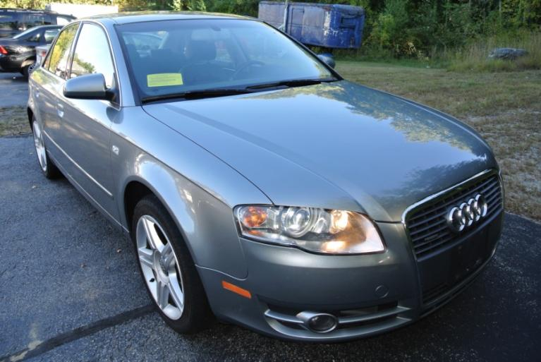Used 2007 Audi A4 2007 4dr Sdn Auto 2.0T quattro Used 2007 Audi A4 2007 4dr Sdn Auto 2.0T quattro for sale  at Metro West Motorcars LLC in Shrewsbury MA 7