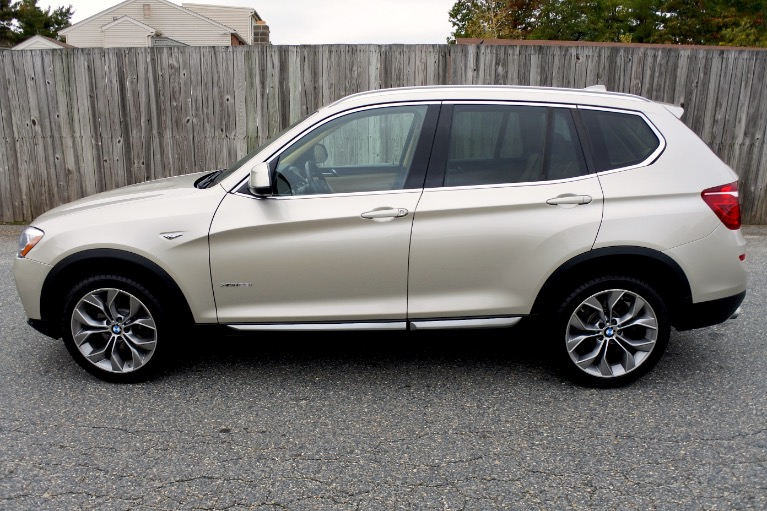 Used 2017 BMW X3 xDrive28i AWD Used 2017 BMW X3 xDrive28i AWD for sale  at Metro West Motorcars LLC in Shrewsbury MA 2