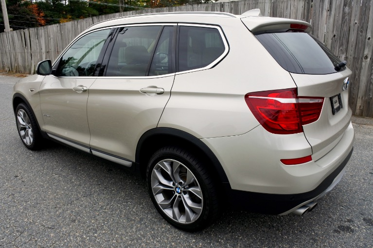 Used 2017 BMW X3 xDrive28i AWD Used 2017 BMW X3 xDrive28i AWD for sale  at Metro West Motorcars LLC in Shrewsbury MA 3