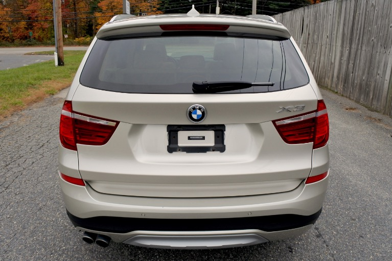 Used 2017 BMW X3 xDrive28i AWD Used 2017 BMW X3 xDrive28i AWD for sale  at Metro West Motorcars LLC in Shrewsbury MA 4