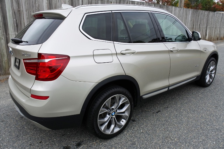 Used 2017 BMW X3 xDrive28i AWD Used 2017 BMW X3 xDrive28i AWD for sale  at Metro West Motorcars LLC in Shrewsbury MA 5