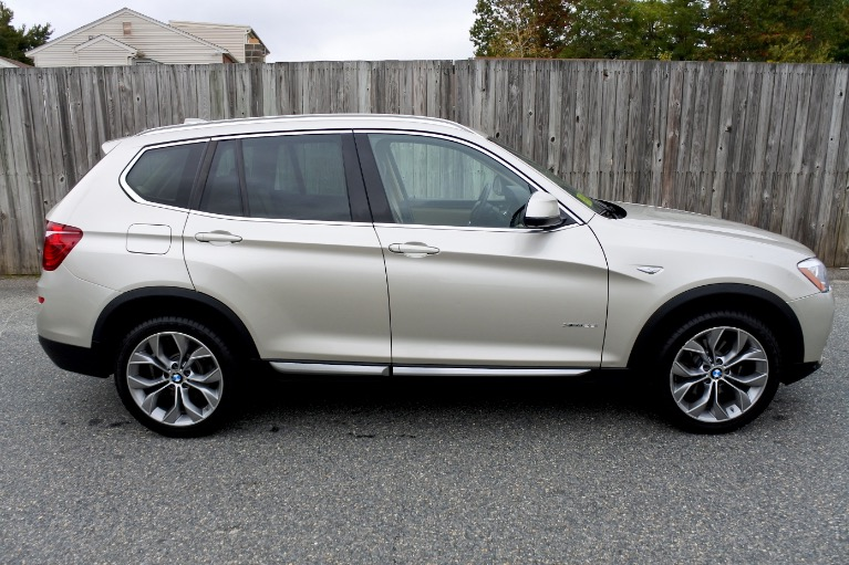 Used 2017 BMW X3 xDrive28i AWD Used 2017 BMW X3 xDrive28i AWD for sale  at Metro West Motorcars LLC in Shrewsbury MA 6