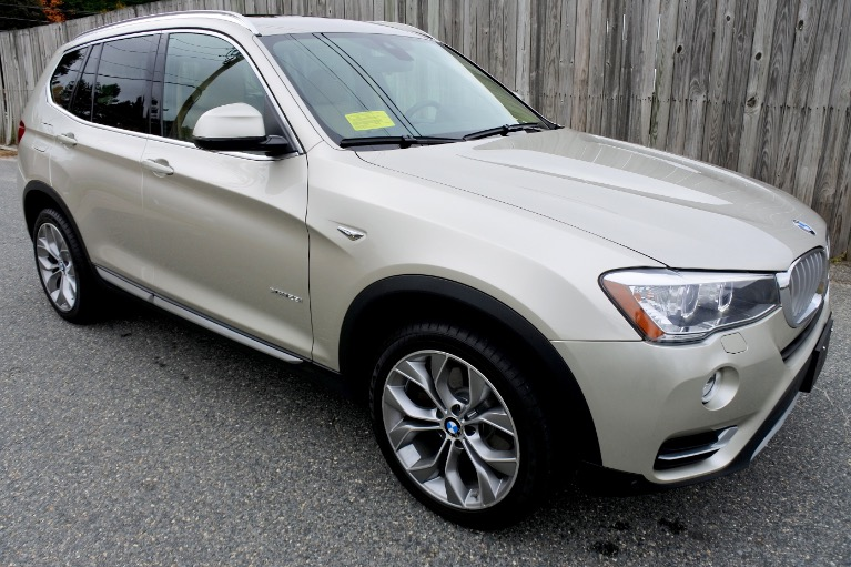 Used 2017 BMW X3 xDrive28i AWD Used 2017 BMW X3 xDrive28i AWD for sale  at Metro West Motorcars LLC in Shrewsbury MA 7