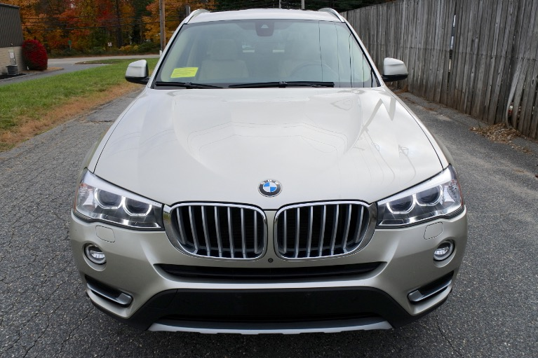 Used 2017 BMW X3 xDrive28i AWD Used 2017 BMW X3 xDrive28i AWD for sale  at Metro West Motorcars LLC in Shrewsbury MA 8