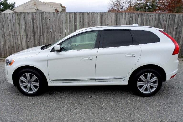 Used 2016 Volvo Xc60 T6 AWD Used 2016 Volvo Xc60 T6 AWD for sale  at Metro West Motorcars LLC in Shrewsbury MA 2