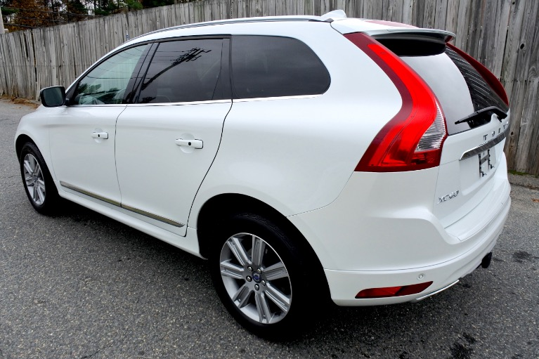 Used 2016 Volvo Xc60 T6 AWD Used 2016 Volvo Xc60 T6 AWD for sale  at Metro West Motorcars LLC in Shrewsbury MA 3