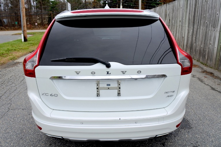 Used 2016 Volvo Xc60 T6 AWD Used 2016 Volvo Xc60 T6 AWD for sale  at Metro West Motorcars LLC in Shrewsbury MA 4