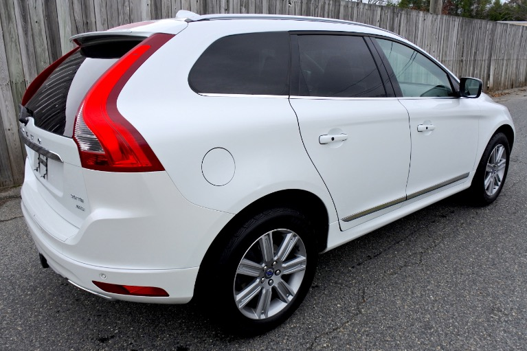 Used 2016 Volvo Xc60 T6 AWD Used 2016 Volvo Xc60 T6 AWD for sale  at Metro West Motorcars LLC in Shrewsbury MA 5