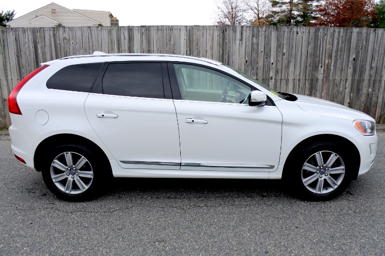 Used 2016 Volvo Xc60 T6 AWD Used 2016 Volvo Xc60 T6 AWD for sale  at Metro West Motorcars LLC in Shrewsbury MA 6