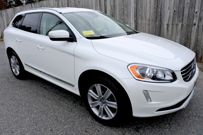 Used 2016 Volvo Xc60 T6 AWD Used 2016 Volvo Xc60 T6 AWD for sale  at Metro West Motorcars LLC in Shrewsbury MA 7