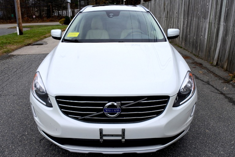 Used 2016 Volvo Xc60 T6 AWD Used 2016 Volvo Xc60 T6 AWD for sale  at Metro West Motorcars LLC in Shrewsbury MA 8
