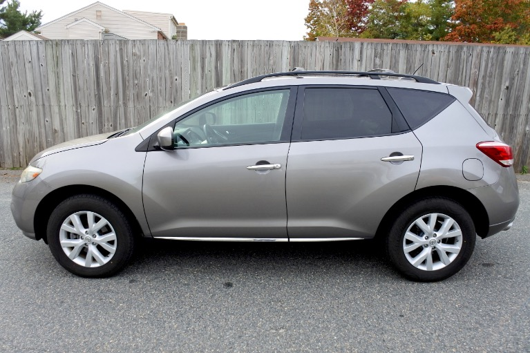 Used 2011 Nissan Murano SL AWD Used 2011 Nissan Murano SL AWD for sale  at Metro West Motorcars LLC in Shrewsbury MA 2