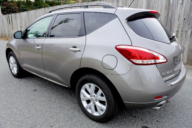 Used 2011 Nissan Murano SL AWD Used 2011 Nissan Murano SL AWD for sale  at Metro West Motorcars LLC in Shrewsbury MA 3