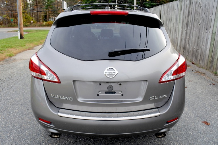 Used 2011 Nissan Murano SL AWD Used 2011 Nissan Murano SL AWD for sale  at Metro West Motorcars LLC in Shrewsbury MA 4