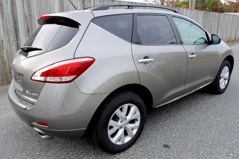 Used 2011 Nissan Murano SL AWD Used 2011 Nissan Murano SL AWD for sale  at Metro West Motorcars LLC in Shrewsbury MA 5