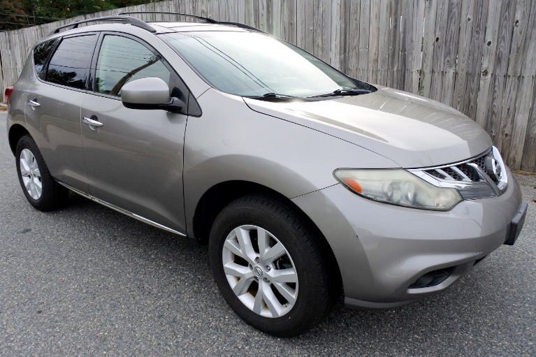 Used 2011 Nissan Murano SL AWD Used 2011 Nissan Murano SL AWD for sale  at Metro West Motorcars LLC in Shrewsbury MA 7