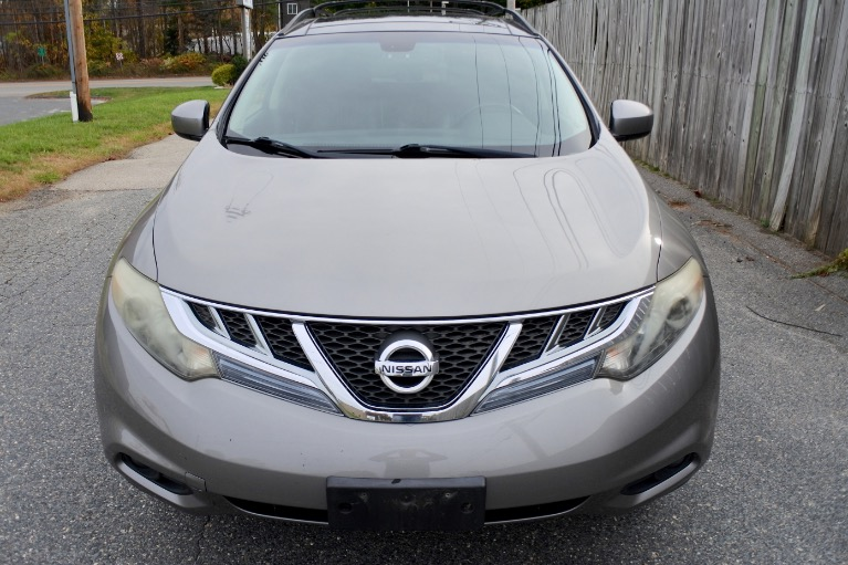 Used 2011 Nissan Murano SL AWD Used 2011 Nissan Murano SL AWD for sale  at Metro West Motorcars LLC in Shrewsbury MA 8