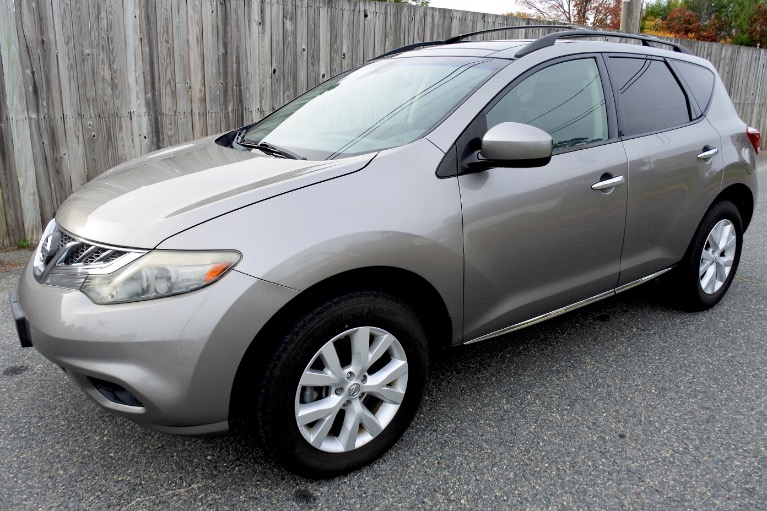 Used 2011 Nissan Murano SL AWD Used 2011 Nissan Murano SL AWD for sale  at Metro West Motorcars LLC in Shrewsbury MA 1