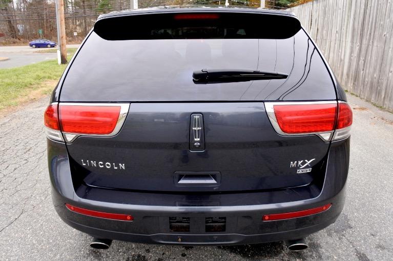 Used 2013 Lincoln Mkx AWD Used 2013 Lincoln Mkx AWD for sale  at Metro West Motorcars LLC in Shrewsbury MA 4