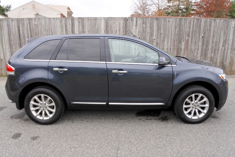 Used 2013 Lincoln Mkx AWD Used 2013 Lincoln Mkx AWD for sale  at Metro West Motorcars LLC in Shrewsbury MA 6