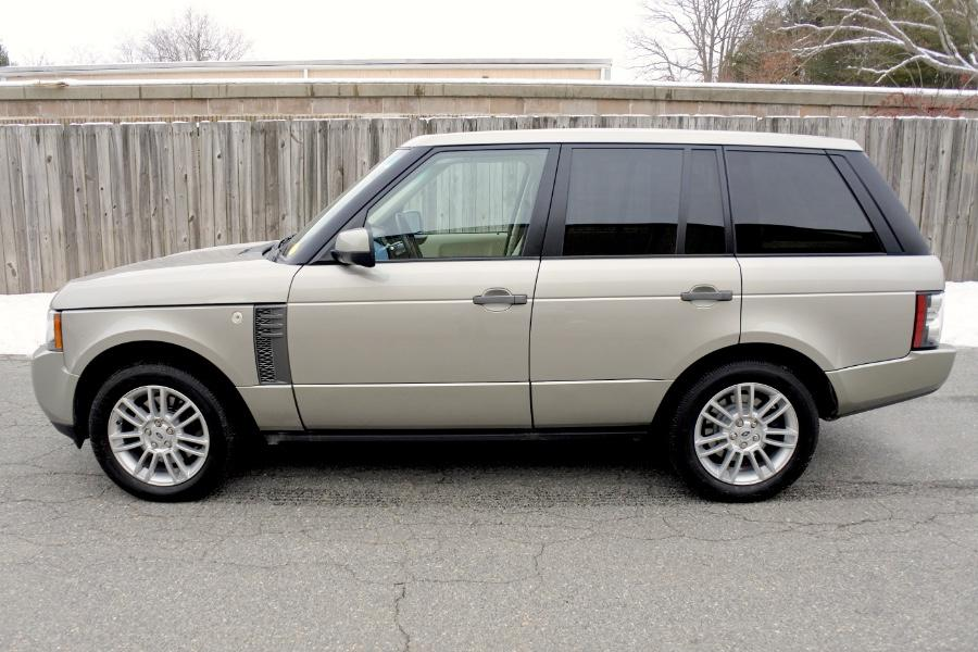 Used 2011 Land Rover Range Rover 4WD 4dr HSE Used 2011 Land Rover Range Rover 4WD 4dr HSE for sale  at Metro West Motorcars LLC in Shrewsbury MA 2