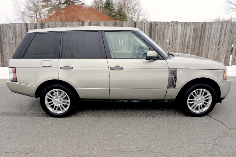 Used 2011 Land Rover Range Rover 4WD 4dr HSE Used 2011 Land Rover Range Rover 4WD 4dr HSE for sale  at Metro West Motorcars LLC in Shrewsbury MA 6