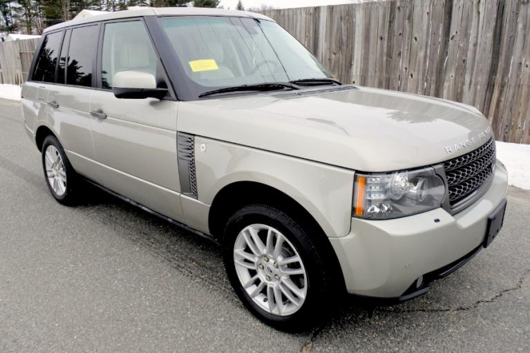 Used 2011 Land Rover Range Rover 4WD 4dr HSE Used 2011 Land Rover Range Rover 4WD 4dr HSE for sale  at Metro West Motorcars LLC in Shrewsbury MA 7