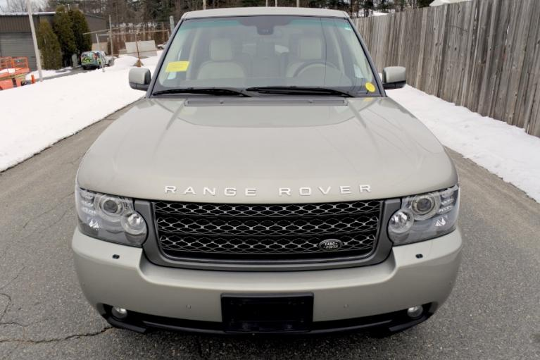 Used 2011 Land Rover Range Rover 4WD 4dr HSE Used 2011 Land Rover Range Rover 4WD 4dr HSE for sale  at Metro West Motorcars LLC in Shrewsbury MA 8