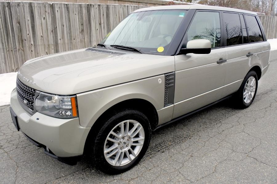 Used 2011 Land Rover Range Rover 4WD 4dr HSE Used 2011 Land Rover Range Rover 4WD 4dr HSE for sale  at Metro West Motorcars LLC in Shrewsbury MA 1