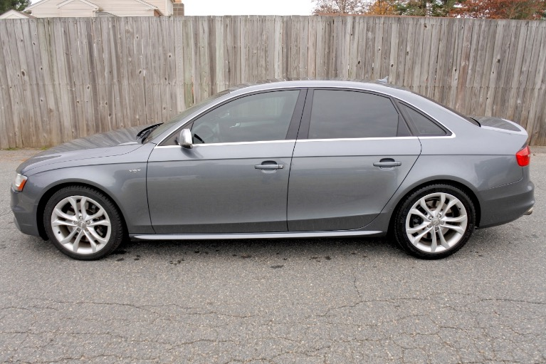 Used 2013 Audi S4 Premium Plus Quattro Used 2013 Audi S4 Premium Plus Quattro for sale  at Metro West Motorcars LLC in Shrewsbury MA 2