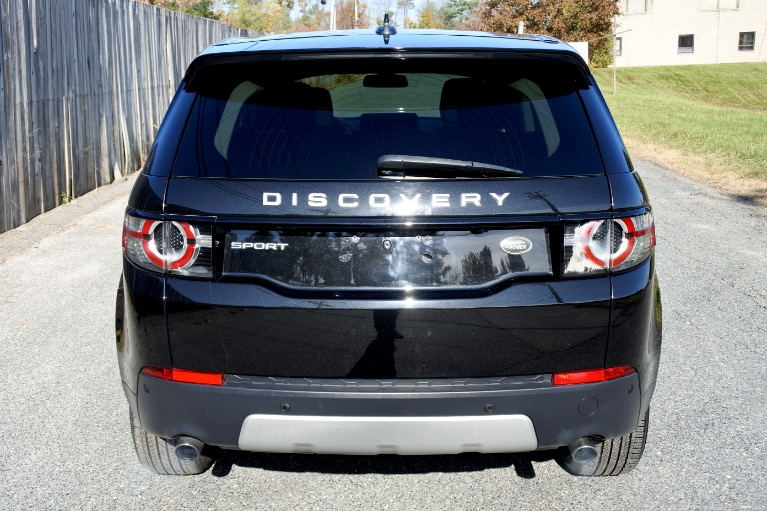 Used 2016 Land Rover Discovery Sport AWD 4dr HSE Used 2016 Land Rover Discovery Sport AWD 4dr HSE for sale  at Metro West Motorcars LLC in Shrewsbury MA 4