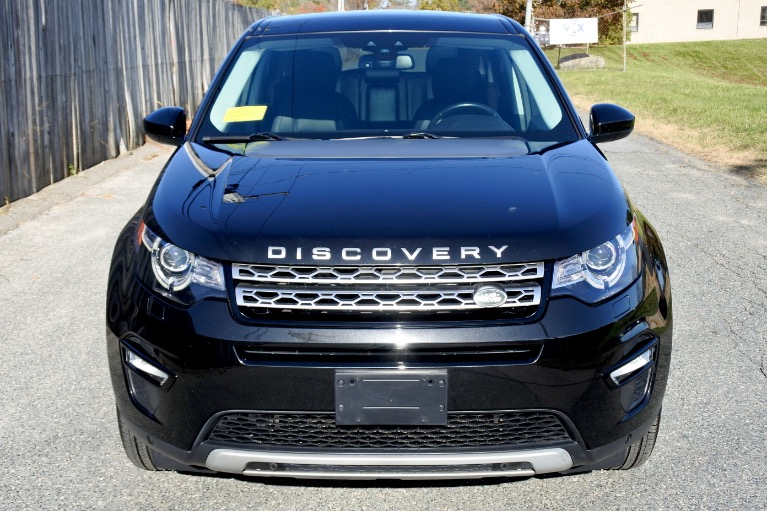 Used 2016 Land Rover Discovery Sport AWD 4dr HSE Used 2016 Land Rover Discovery Sport AWD 4dr HSE for sale  at Metro West Motorcars LLC in Shrewsbury MA 8