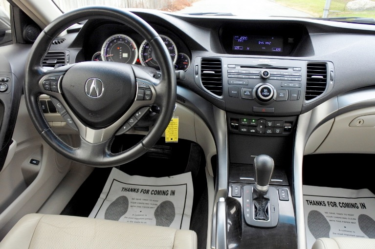 Used 2013 Acura Tsx Sedan Used 2013 Acura Tsx Sedan for sale  at Metro West Motorcars LLC in Shrewsbury MA 10