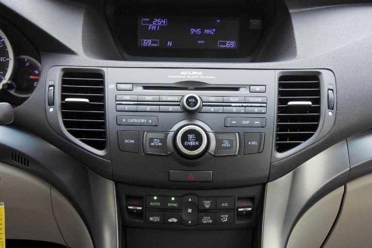 Used 2013 Acura Tsx Sedan Used 2013 Acura Tsx Sedan for sale  at Metro West Motorcars LLC in Shrewsbury MA 11