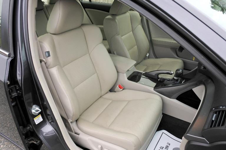 Used 2013 Acura Tsx Sedan Used 2013 Acura Tsx Sedan for sale  at Metro West Motorcars LLC in Shrewsbury MA 19