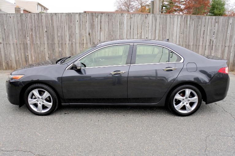 Used 2013 Acura Tsx Sedan Used 2013 Acura Tsx Sedan for sale  at Metro West Motorcars LLC in Shrewsbury MA 2