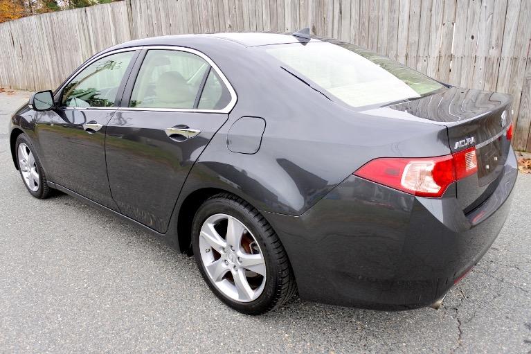 Used 2013 Acura Tsx Sedan Used 2013 Acura Tsx Sedan for sale  at Metro West Motorcars LLC in Shrewsbury MA 3