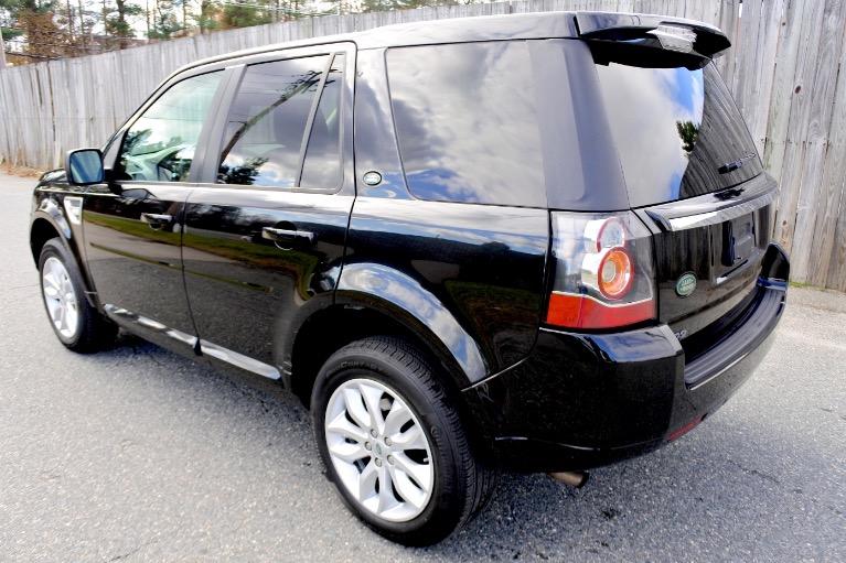 Used 2013 Land Rover Lr2 HSE Used 2013 Land Rover Lr2 HSE for sale  at Metro West Motorcars LLC in Shrewsbury MA 3