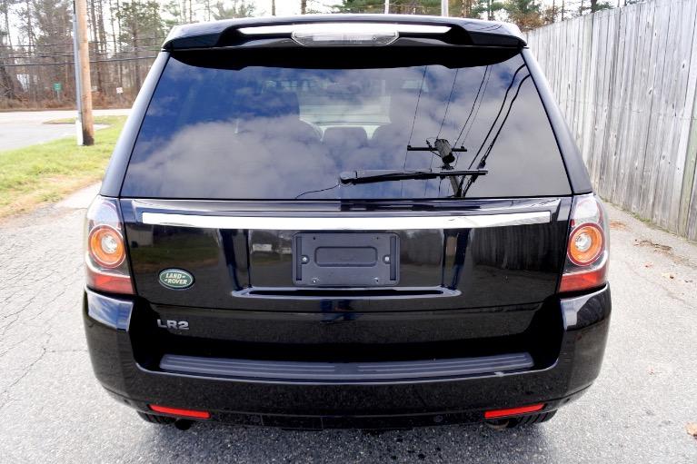 Used 2013 Land Rover Lr2 HSE Used 2013 Land Rover Lr2 HSE for sale  at Metro West Motorcars LLC in Shrewsbury MA 4