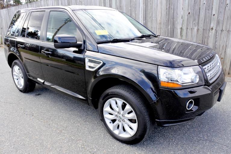 Used 2013 Land Rover Lr2 HSE Used 2013 Land Rover Lr2 HSE for sale  at Metro West Motorcars LLC in Shrewsbury MA 7