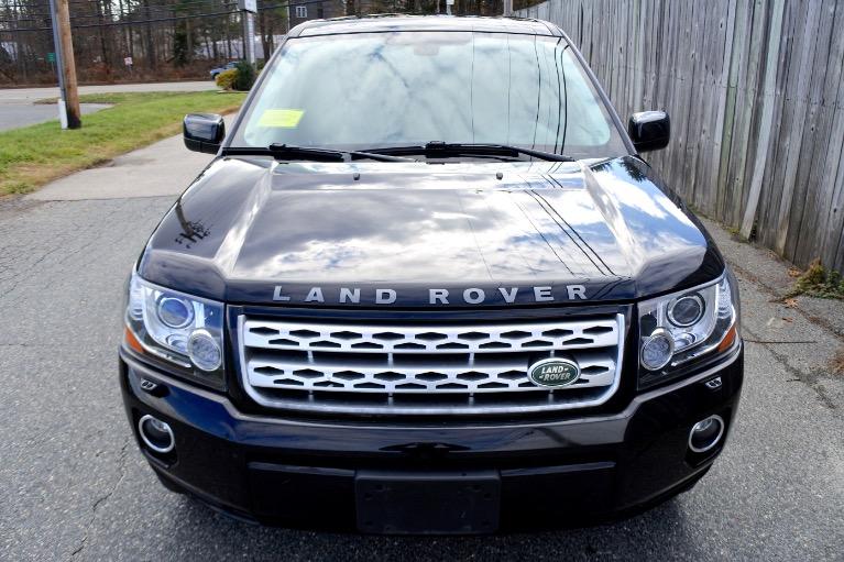 Used 2013 Land Rover Lr2 HSE Used 2013 Land Rover Lr2 HSE for sale  at Metro West Motorcars LLC in Shrewsbury MA 8