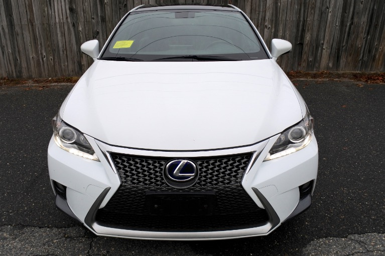 Used 2015 Lexus Ct 200h Hybrid Used 2015 Lexus Ct 200h Hybrid for sale  at Metro West Motorcars LLC in Shrewsbury MA 8