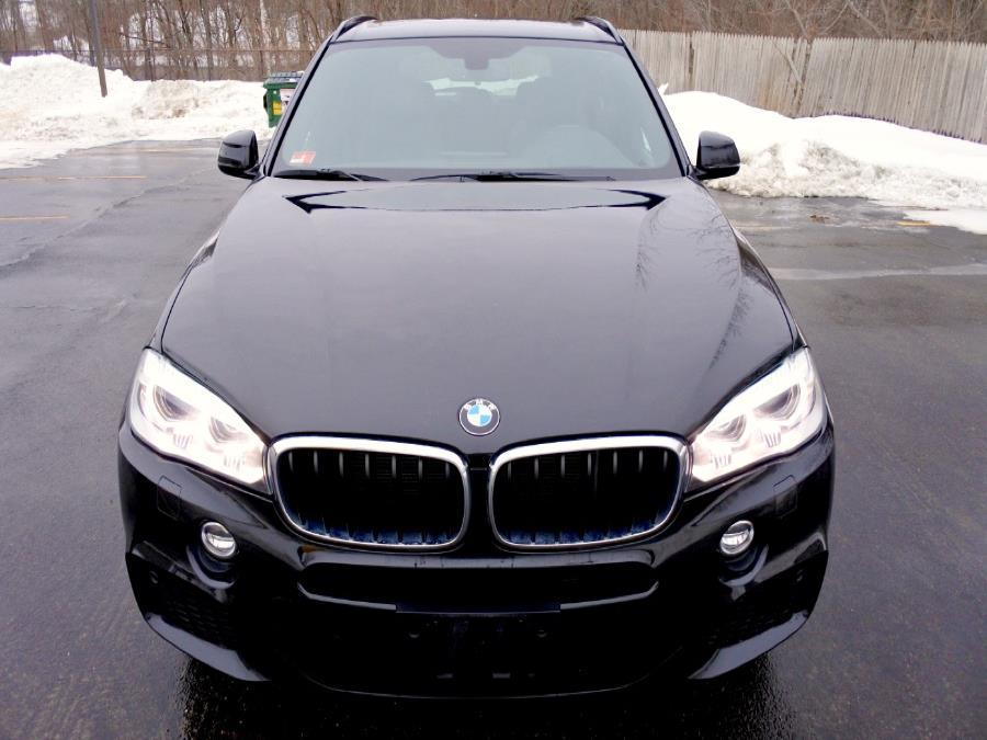 Used 2016 BMW X5 AWD 4dr xDrive35d Used 2016 BMW X5 AWD 4dr xDrive35d for sale  at Metro West Motorcars LLC in Shrewsbury MA 6