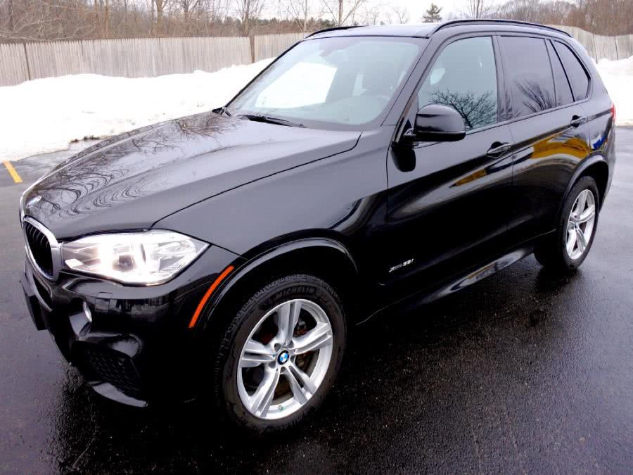 Used 2016 BMW X5 AWD 4dr xDrive35d Used 2016 BMW X5 AWD 4dr xDrive35d for sale  at Metro West Motorcars LLC in Shrewsbury MA 1