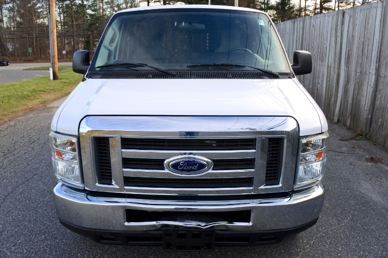 Used 2011 Ford Econoline Cargo Van E-150 Ext Commercial Used 2011 Ford Econoline Cargo Van E-150 Ext Commercial for sale  at Metro West Motorcars LLC in Shrewsbury MA 8
