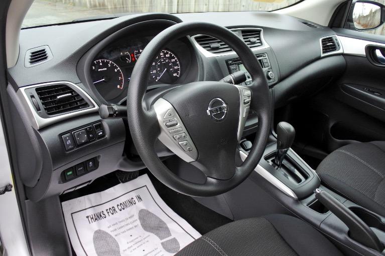 Used 2017 Nissan Sentra S CVT Used 2017 Nissan Sentra S CVT for sale  at Metro West Motorcars LLC in Shrewsbury MA 13